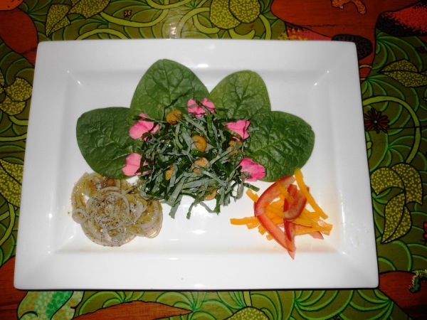 La chef se ha especializado en la creación de platos de las culturas autóctonas de Panamá.