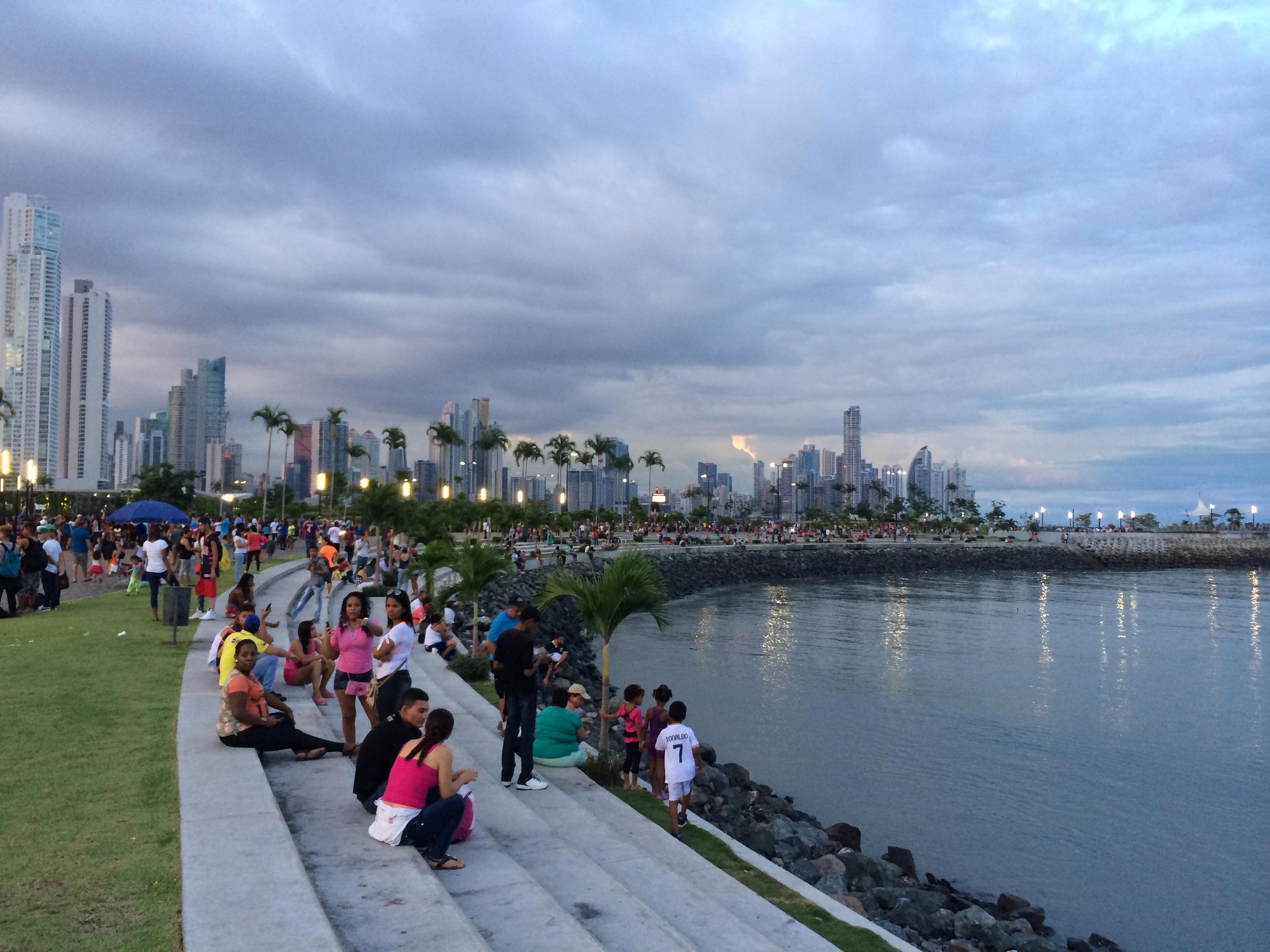 Cinta Costera Panamá viaje destino