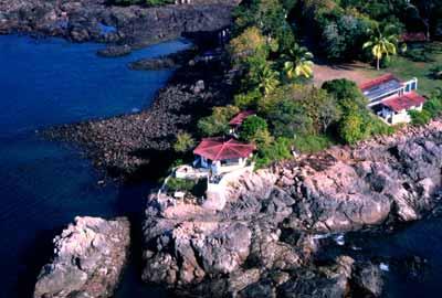 Centro de Exhibiciones Marinas Punta Culebra, del Smithsonian. Panamá, Calzada de Amador