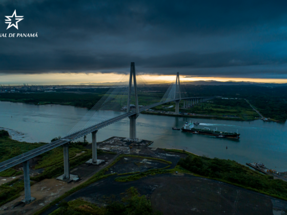 puente canal panama
