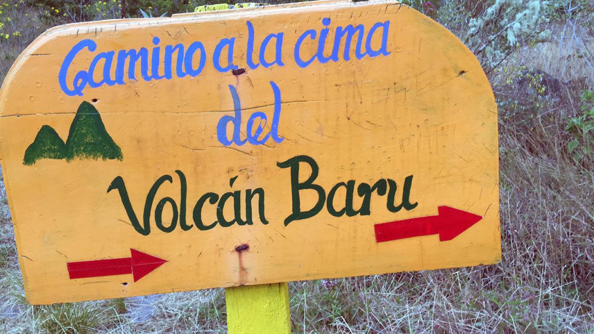 Volcán Barú es la Montaña más alta de Panamá, está ubicada en Chiriquí.