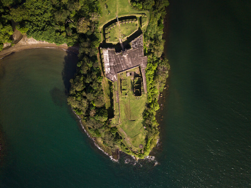 Fuerte San Lorenzo Panama
